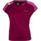 La Sportiva TX Combo Evo Shortsleeve Shirt Women purple